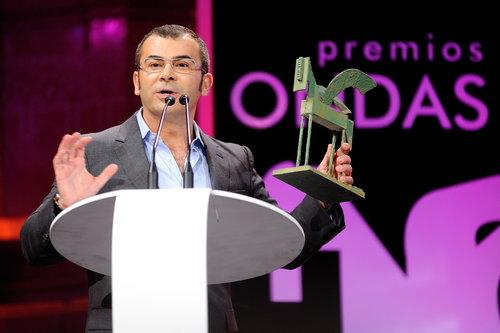 Premio Ondas Jorge Javier