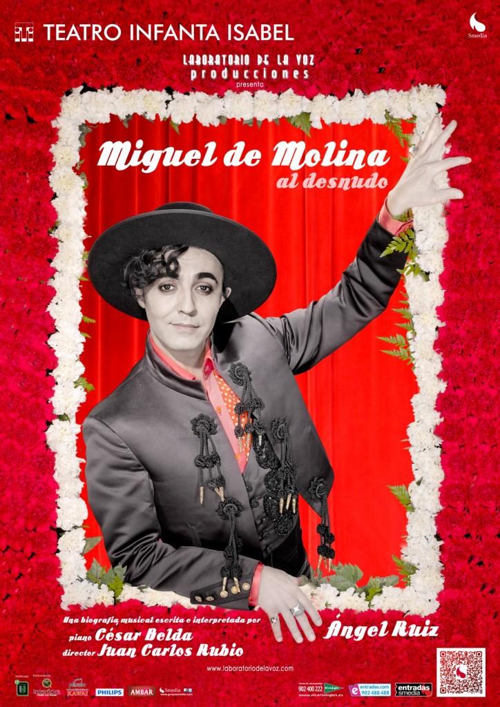 Miguel Molina al Desnudo