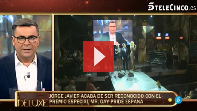 Gay Pride Premio Jorge Javier